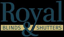 Royal Blinds & Shutters Logo