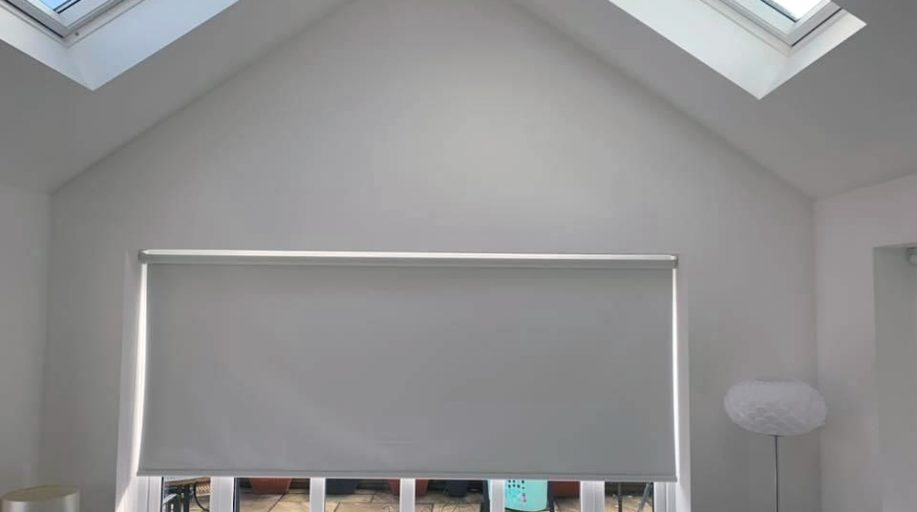 Roller Blinds Fitted by Royal Blinds & Shutters