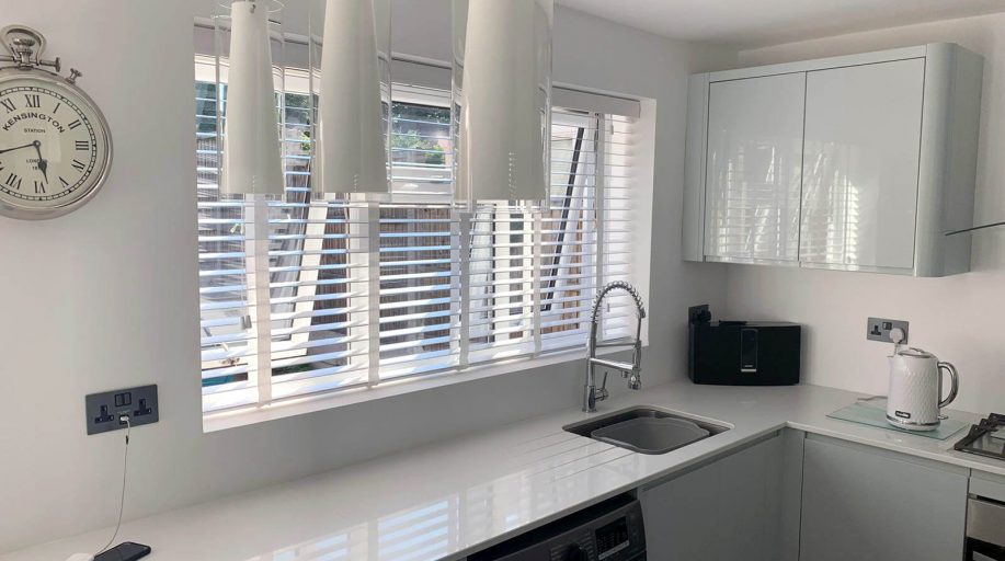 Wooden Venetian Blinds and Metal Venetian Blinds Fitted by Royal Blinds & Shutters